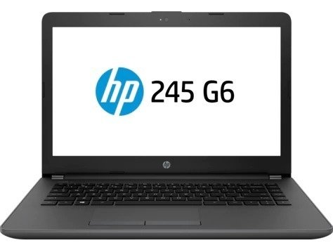 Hp 245 G6 Notebook Amd A9-9420 8gb Ddr4 1tb