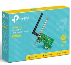 Tl-wn781nd Tp-Link Placa de Red Wifi Pci-e 150mb Wireless - comprar online