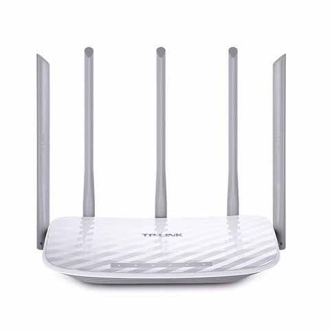 Archer C60 Ac1350 Router Wifi Tp Link Dual Band 5 Antenas
