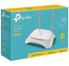 Router Tl Wr840n Wifi Tp-link 300mbps 2 Antenas