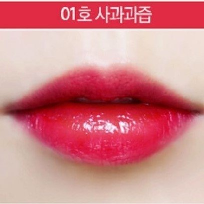Lip Tint Babyface Petit Tint Gloss (IT'S SKIN) 8g  #01 Apple Juice