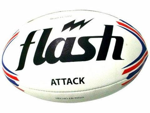 Pelota De Rugby Flash Attack Nº5