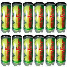 12 Tubos Pelotas Mafer + 6 Cubre Grip De Regalo GREEK DEPORTES