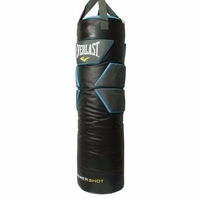 Bolsa De Boxeo Everlast Powershot Gel Shell 80 Lbs + Regalo en internet
