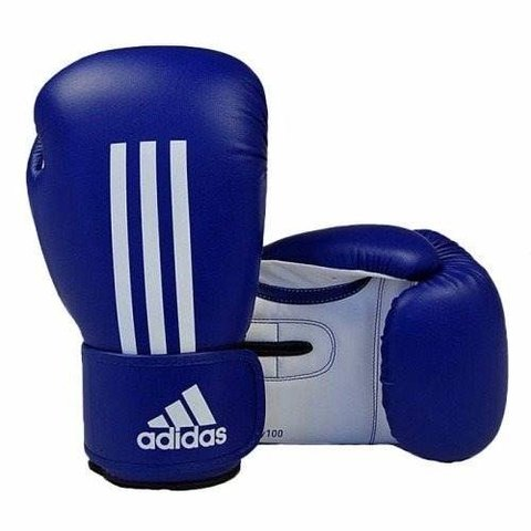 Guantes adidas Energy100 12oz Box Kick Boxing/thai + Bucal