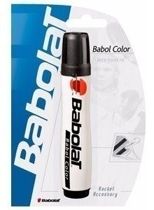 Tinta Pincel Babol Color Encordados Babolat Negro