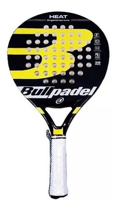 Paleta Bullpadel Heat +regalo!!