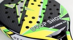 Paleta Padel Drop Shot Pro Carbono 3.0 - Greek Deportes