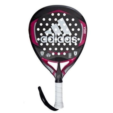 Paleta Padel adidas V500 Light C/funda Linea 2018 + Regalo