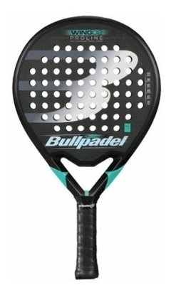 Paleta De Padel Bullpadel Wing 02 Proline Edition 2019