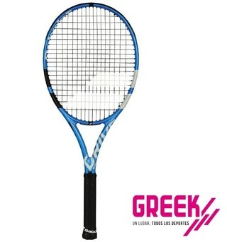 Babolat Pure Drive Ultimo Modelo 2018 + 2 Cubre Grips GREK DEPORTES.