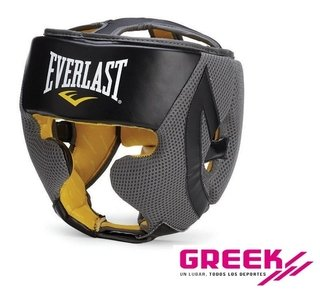 Cabezal Boxeo Everlast Evercool + Bucal De Regalo