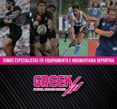 Short De Rugby Gilbert - Greek Deportes