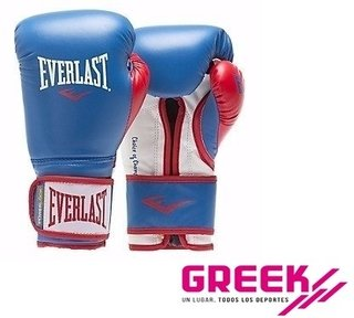 Guantes Everlast Powerlock 14 Oz + Bucal De Regalo
