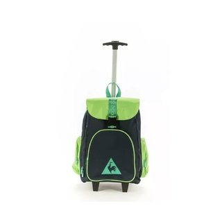 Mochila Carrito Le Coq Sportif Colors Wheels Backpack