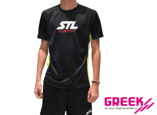 REMERA STL CUSTOM  GREEK DEPORTES