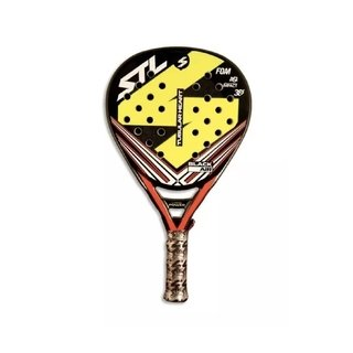 Paleta De Padel Steel Custom Black Air