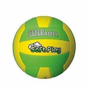 Pelota Voley Wilson Super Soft Play
