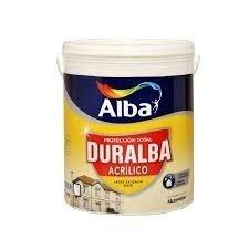 Duralba Latex Exterior COLORES VARIOS  4lts - Colormix