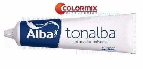 Entonador Universal ALBA COLORES VARIOS120 CC-Colormix