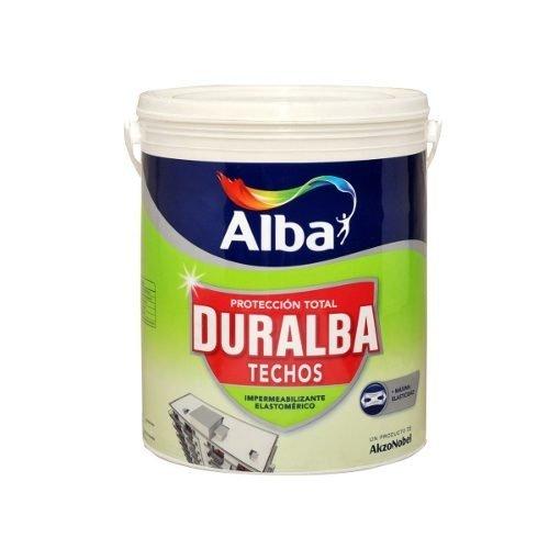 Duralba Techos-impermeabilizante Blanco 4 Lts-colormix