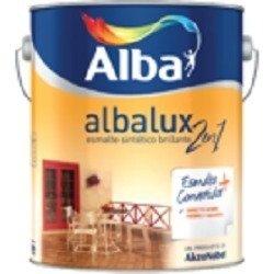 Albalux 2 En 1(esm+conv) Bte COLORES VARIOS 4Lts- Colormix