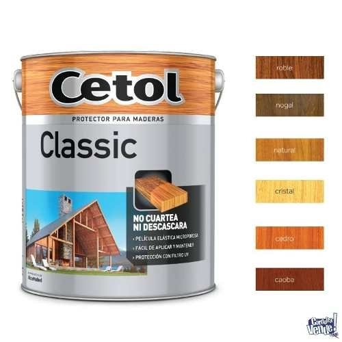 Cetol Classic Satinado Caoba 1lt-colormix