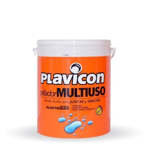 Sellador Multiusos Plavicon 5lts - Colormix