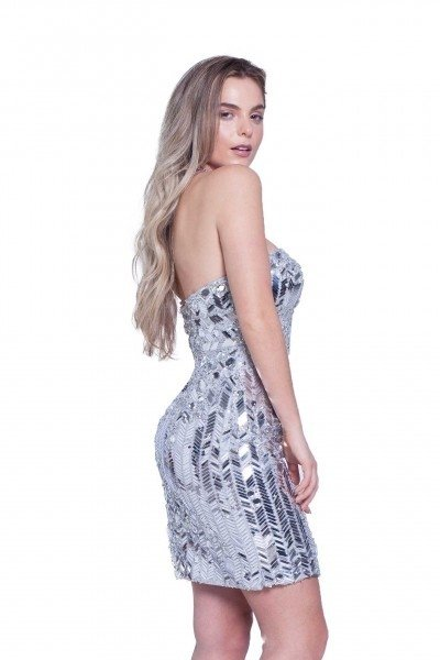 Vestido Disco Ball - Tonybowls na internet