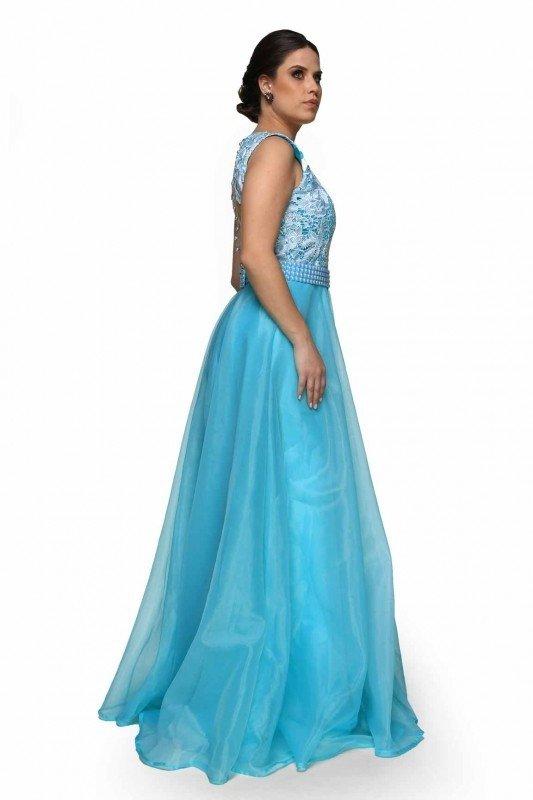 ... Vestido Marcia - Barbara Melo - comprar online ... 8ae5df625c
