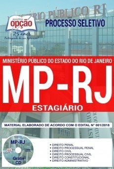 Apostila Ministério Público MP-RJ 2018 -...