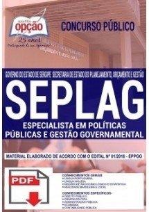 Apostila Digital - ESPECIALISTA EM POLÍT...