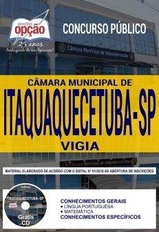 Apostila Câmara de Itaquaquecetuba-SP 20...