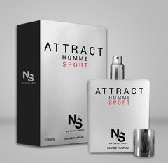 Attract HOMME SPORT EAU de Parfum 100mL NS Naturall Shop