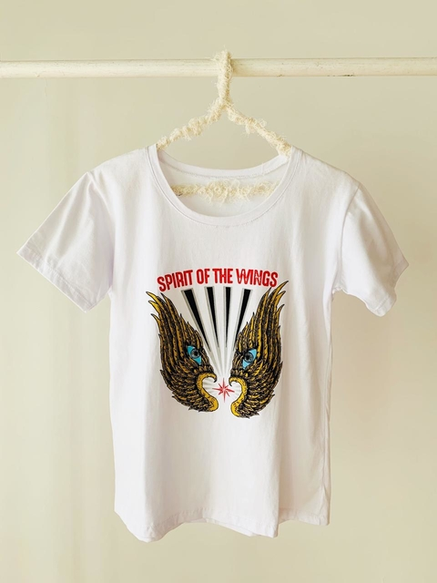 ♥ Remera Spirit Of The Wings ♥ - comprar online