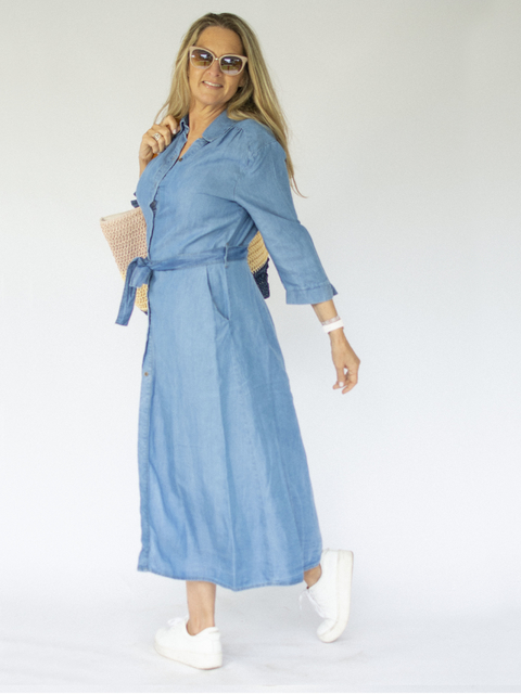♥ Vestido Denim Spears ♥