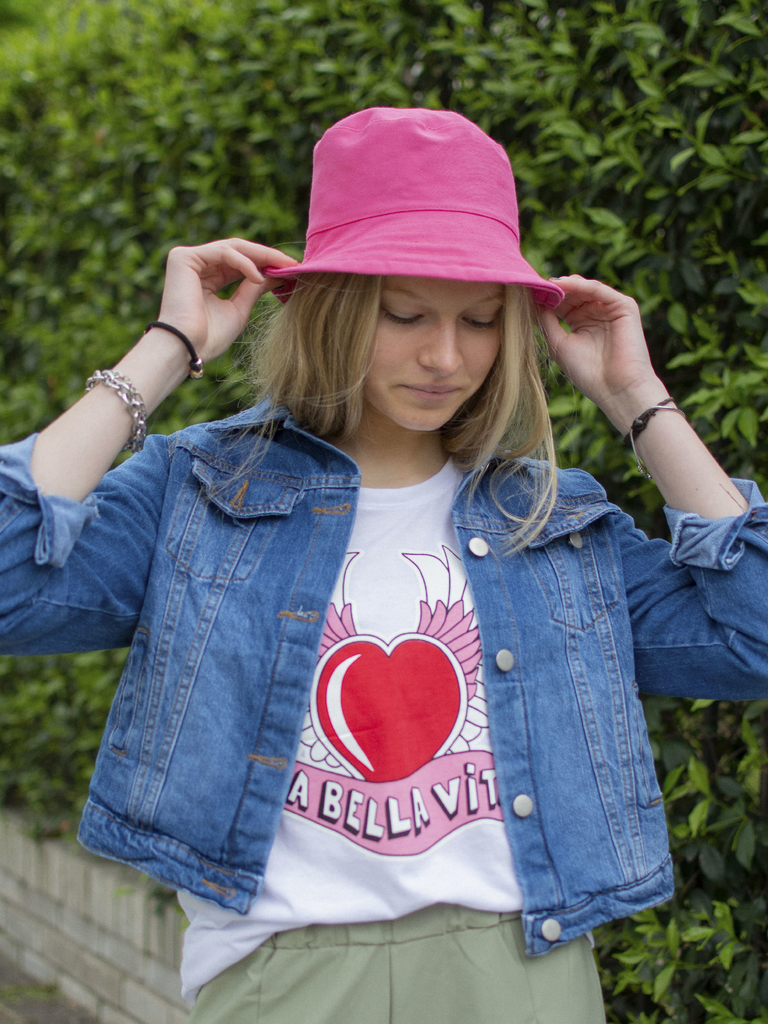 ♥ Campera Denim Janis ♥ en internet