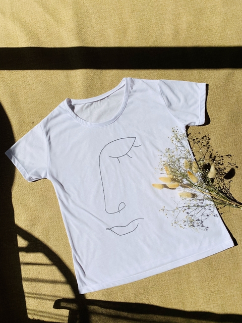 ♥ Remera Face Art ♥ - Regia