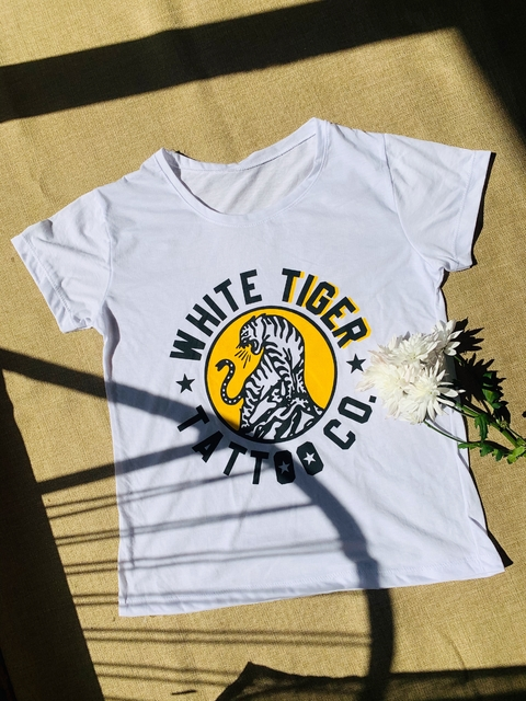 ♥ Remera White Tiger ♥