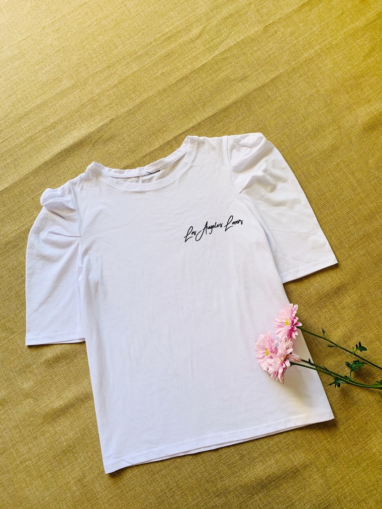 ♥ Remera Los Angeles Lovers ♥ - comprar online