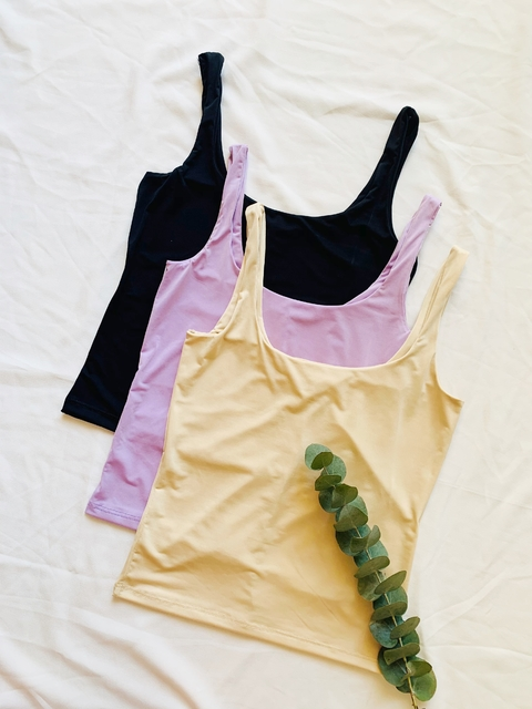 ♥ Musculosa Basic Nick ♥