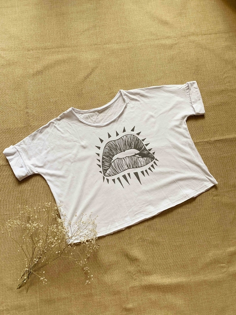 ♥ Remera Kisses ♥ - comprar online