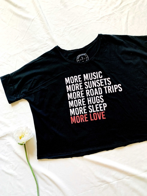 ♥ Remera More Love ♥ en internet