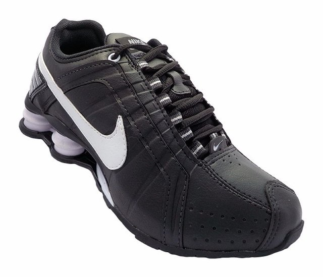 quality design 767bf cd2fb Nike shox junior masculino ...