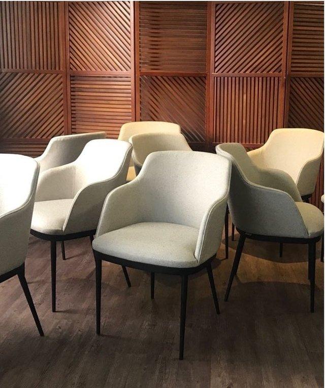 Cadeira garne com bra os slim por vitor linsmeyer for De club mobili