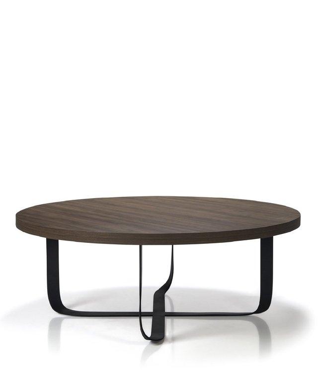 Mesa capio de centro mittisa redonda 110cm for De club mobili