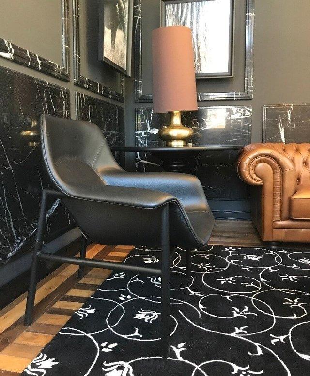Poltrona toga branca for De club mobili