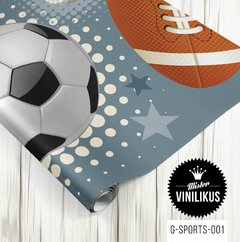 Vinilo decorativo Guarda PELOTAS SPORT 01 en internet