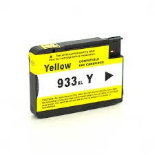 Cartucho REC. 933XL YELL 17ML