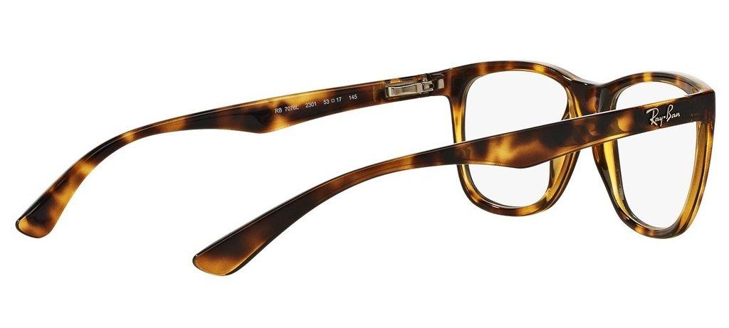 68b57c1e16682 Óculos Receituário Ray Ban RB 7027L 2301